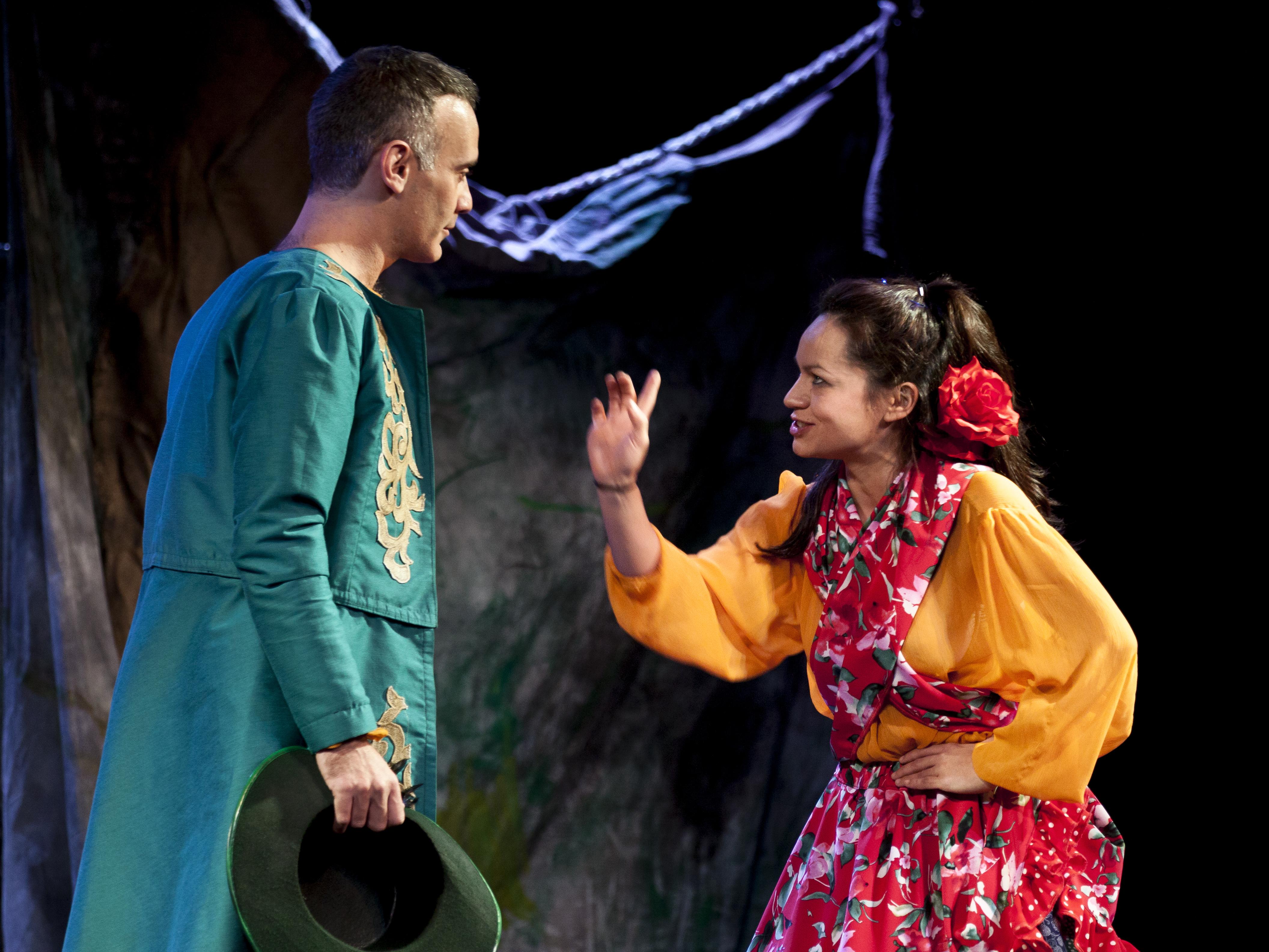PRECIOSA VS ANDRES Factoria Teatro - Constanza - La gitanilla - 018